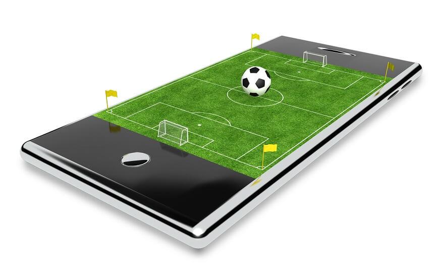 Betta på fotboll